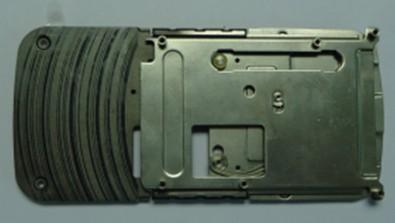 品名:JX-201-01用于手机滑轨系列