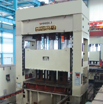 800吨拉伸液压机